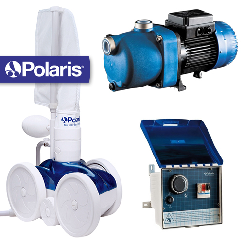 Piscine market for Aspirateur piscine polaris 280
