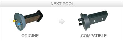 Cellule compatible Next pool 100 m3
