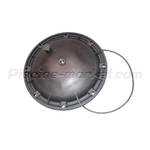 Couvercle noir joint purge filtre kripsol piscine market for Joint filtre piscine